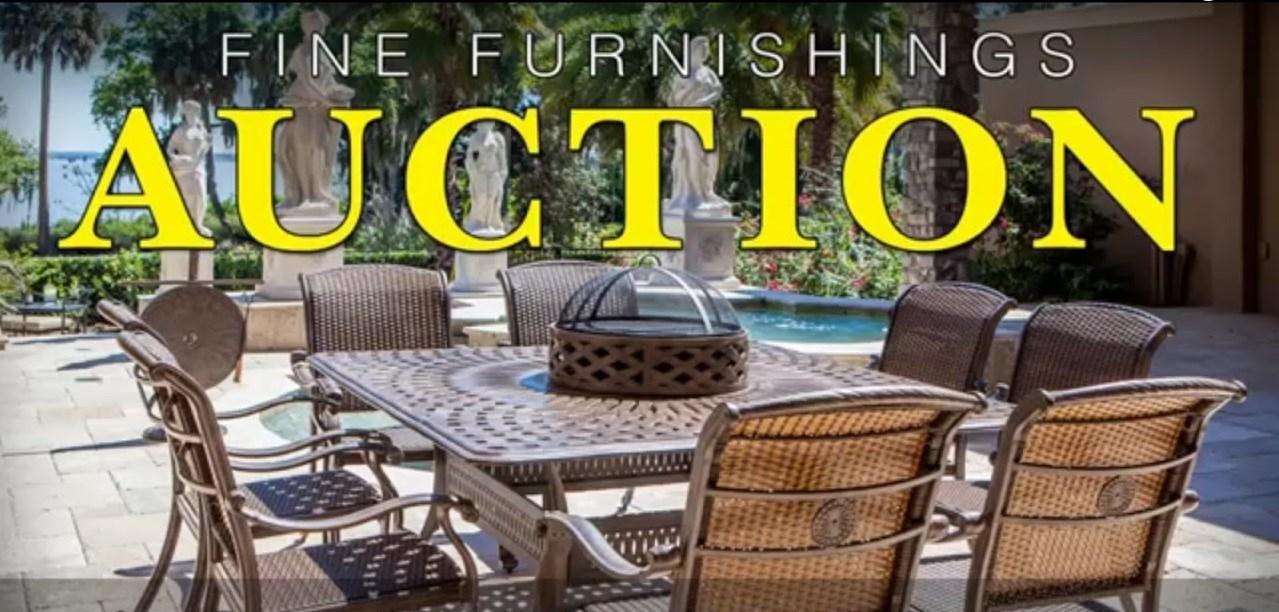 Fine Furnishings Outdoor Auction! Furniture, BBQu0027s, Outdoor Furniture U0026  More!